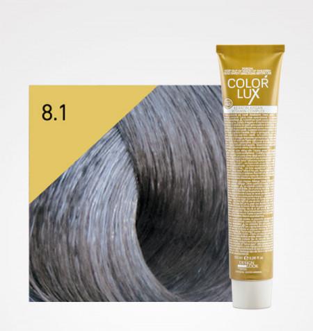 Coloração COLOR LUX 8.1 LOIRO CLARO ACINZENTADO