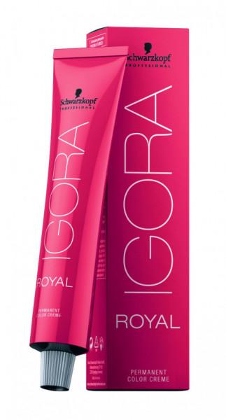 Coloração Igora Royal - Tons Base
