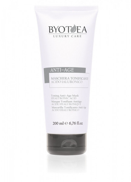 ANTI-IDADE MÁSCARA FACIAL TONIFICANTE (200ML)