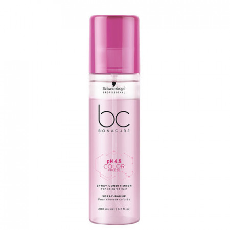 BC pH4.5 Color Freeze Spray Condicionador