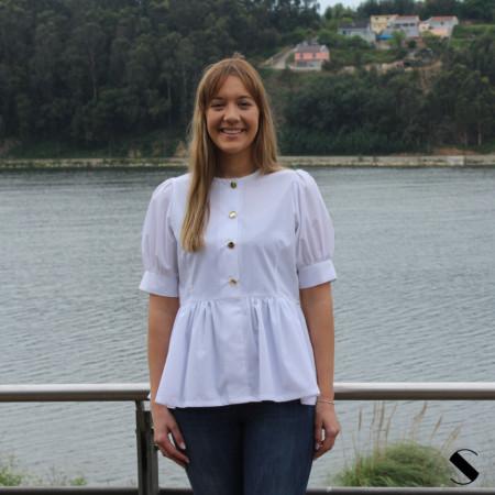 Blusa Maria Branco