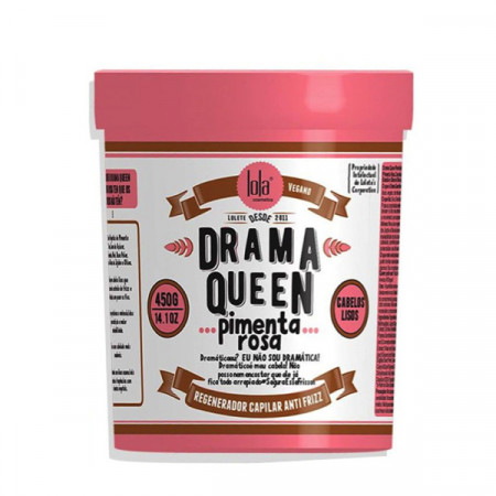 Drama Queen Pimenta Rosa Mascara