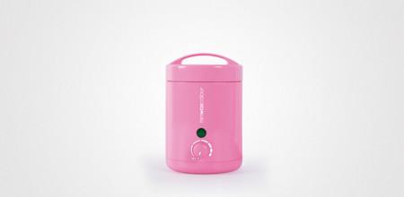 Aquecedor Cera Mini Rosa 125 gr.