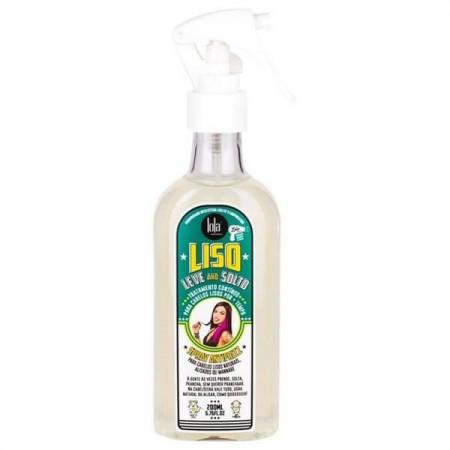 Liso, Leve e Solto Spray Anti-Frizz