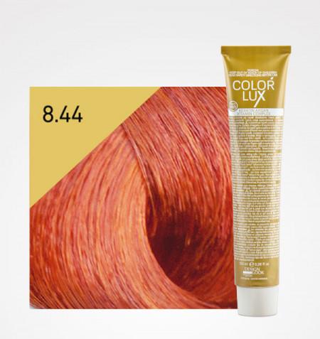 Coloração COLOR LUX 8.44 LOIRO CLARO COBRE INTENSO 100ML