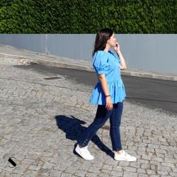Blusa Maria Azul