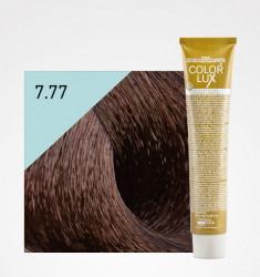 Coloração COLOR LUX 7.77 CHOCOLATE GIANDUIA 100ML