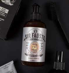 CHAMPÔ PARA BARBA (250ML) Sir Fausto
