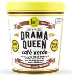 Drama Queen Café Verde Mascara