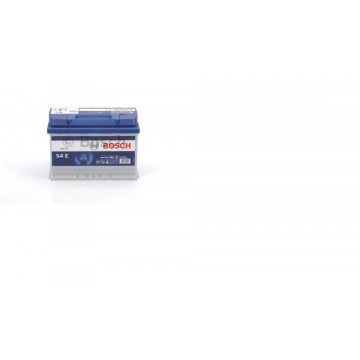 Acumulator BOSCH S4 75 Ah Tip EFB, 0092S4E100