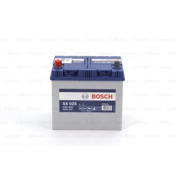 Baterie BOSCH S4 60 Ah cu borne inverse, 0092S40250