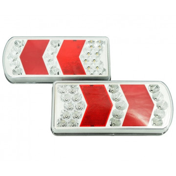 Lampa stop camion TRS006 LED SMD 12-24V