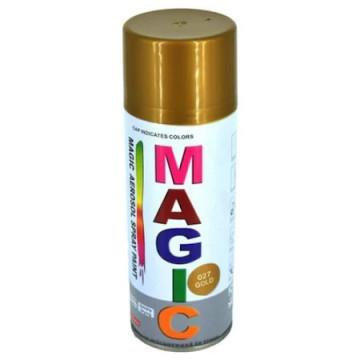 Spray vopsea MAGIC GOLD 027 400ml.
