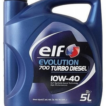 Ulei Motor 5L Elf Evolution 700 Turbo Diesel