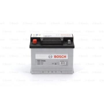 Baterie Bosch S3 56 Ah RE - borne inverse, 0092S30060