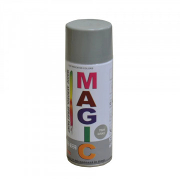 Spray vopsea MAGIC gri 7001 400 ml