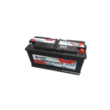 WEP6050 AGM - QWP Acum. QWP 105AH, EN 910A, AGM