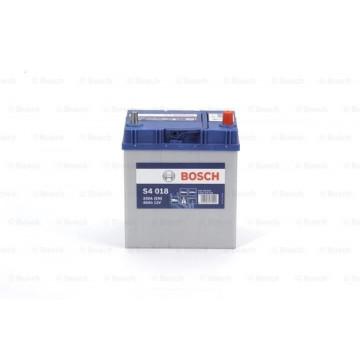 Baterie Bosch S4 40 Ah ASIA borne inguste 0092S40180