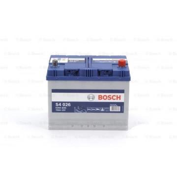 Baterie BOSCH S4 12V 70 Ah, 0092S40260