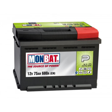 Baterie MONBAT Premium 45Ah, 545 012 036 SMF