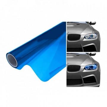 Folie albastra protectie faruri / stopuri KLS81