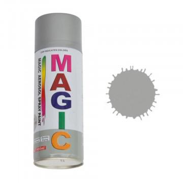 Spray vopsea crom argintiu MAGIC 400ml