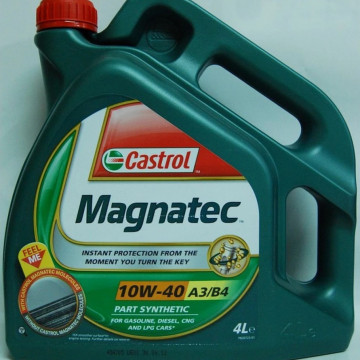 Ulei motor Castrol Magnatec 10W-40 A3/B4 4L