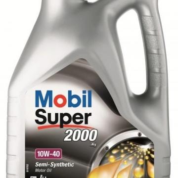 Ulei Mobil Super 2000 x1 10W40 4L