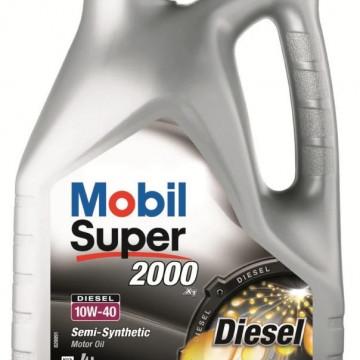 Ulei Mobil Super 2000 x1 Diesel 10W40 4L