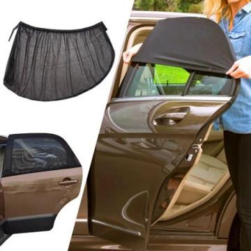 Perdele auto din material textil SUN SHADE