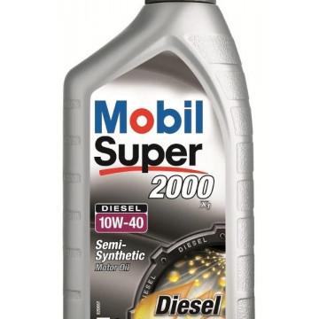 Ulei Mobil Super 2000 x1 Diesel 10W40 1L