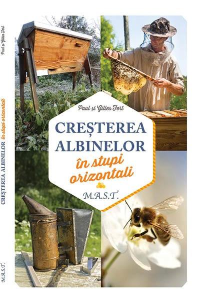Poze Cresterea albinelor in stupi orizontali