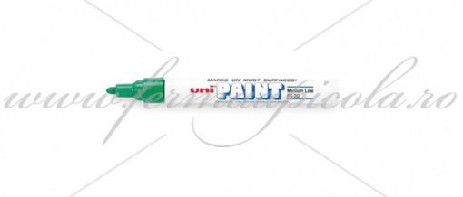 Marker Uni-Paint - Verde (2019) immagini