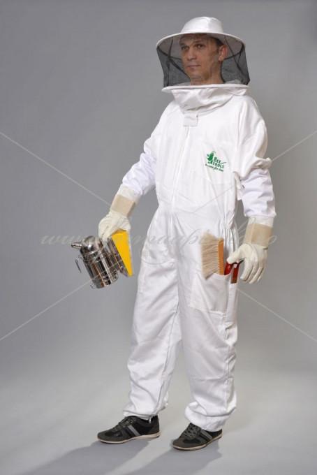 Poze Costum apicol - masca rotunda