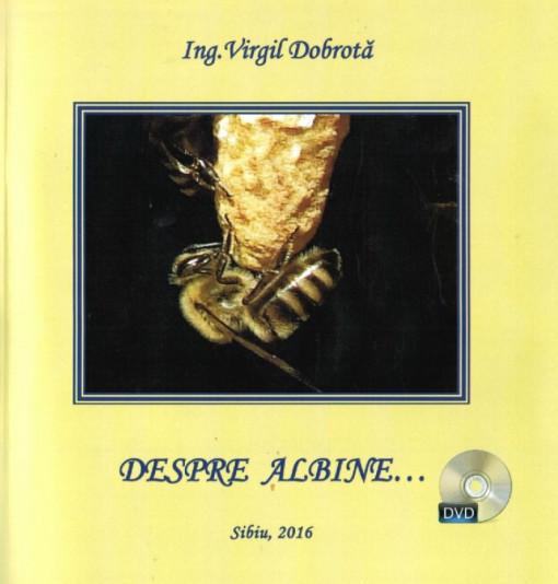 Poze Despre Albine - Carte + DVD