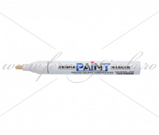 Marker ZEBRA - Paint - Alb (2021 - 2026) immagini
