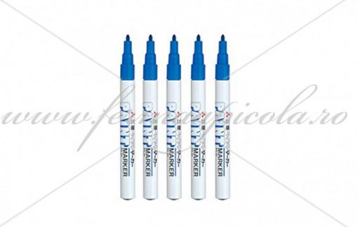 Marker Uni-Paint - Albastru (2020 - 2025) immagini