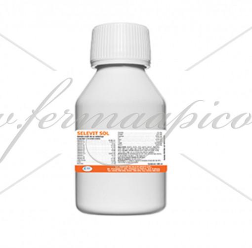 Poze SELEVIT SOL - 100ml - Complex de multivitamine, aminoacizi si oligoelemente