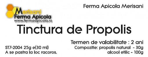 Tinctura de Propolis - 30 ml - cu picurator immagini
