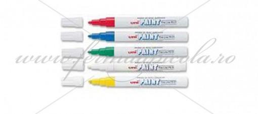 Marker UNI-PAINT - set 5 culori immagini
