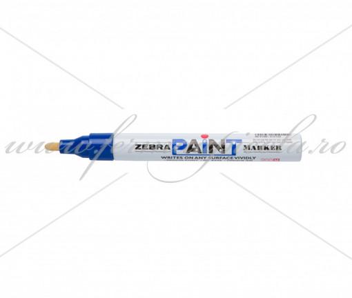 Marker ZEBRA - Paint - Albastru (2020 - 2025) immagini