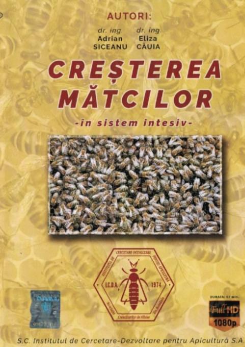Poze CRESTEREA MATCILOR IN SISTEM INTENSIV - DVD