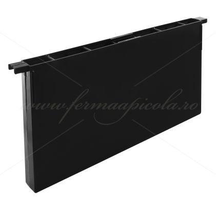 Poze Hranitor plastic tip uluc - 3 kg - negru