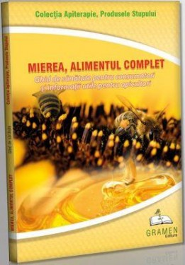 Mierea - Aliment complet immagini