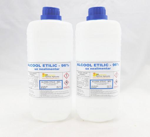 Poze Alcool Etilic (Etanol) - 96% de uz tehnic
