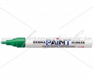 Marker ZEBRA - Paint - VERDE (2024 - 2029)