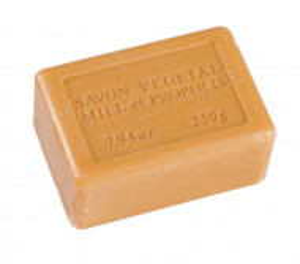 Sapun vegetal cu miere de Cimbru, propolis si parfum de Verbina - 250g