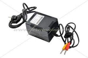 Transformator electric pentru insarmat fagurii din ceara