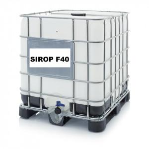 SIROP F40 - VRAC