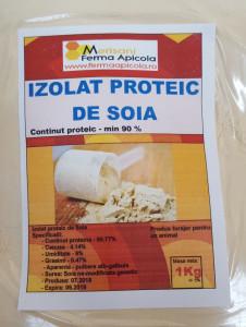 IZOLAT PROTEIC DE SOIA - 90% proteina